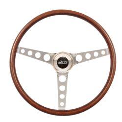 14-4337 GT3 Classic Wheel, Wood, Hole Spokes - GT Performance