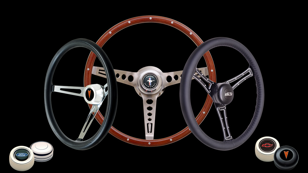 GT3 Steering Wheels