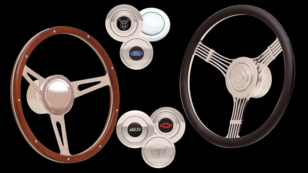 GT9 Steering Wheels
